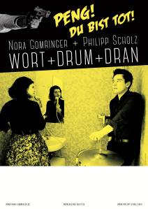 PENG_A1Plakat_final_Nora Gomringer und Philipp Scholz